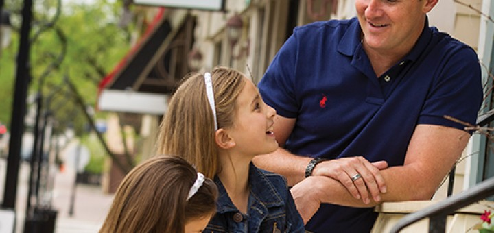 Spend Father's Day In Downtown Naperville