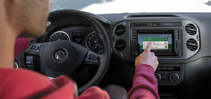 Volkswagen Car-Net® Is Your Partner On The Go