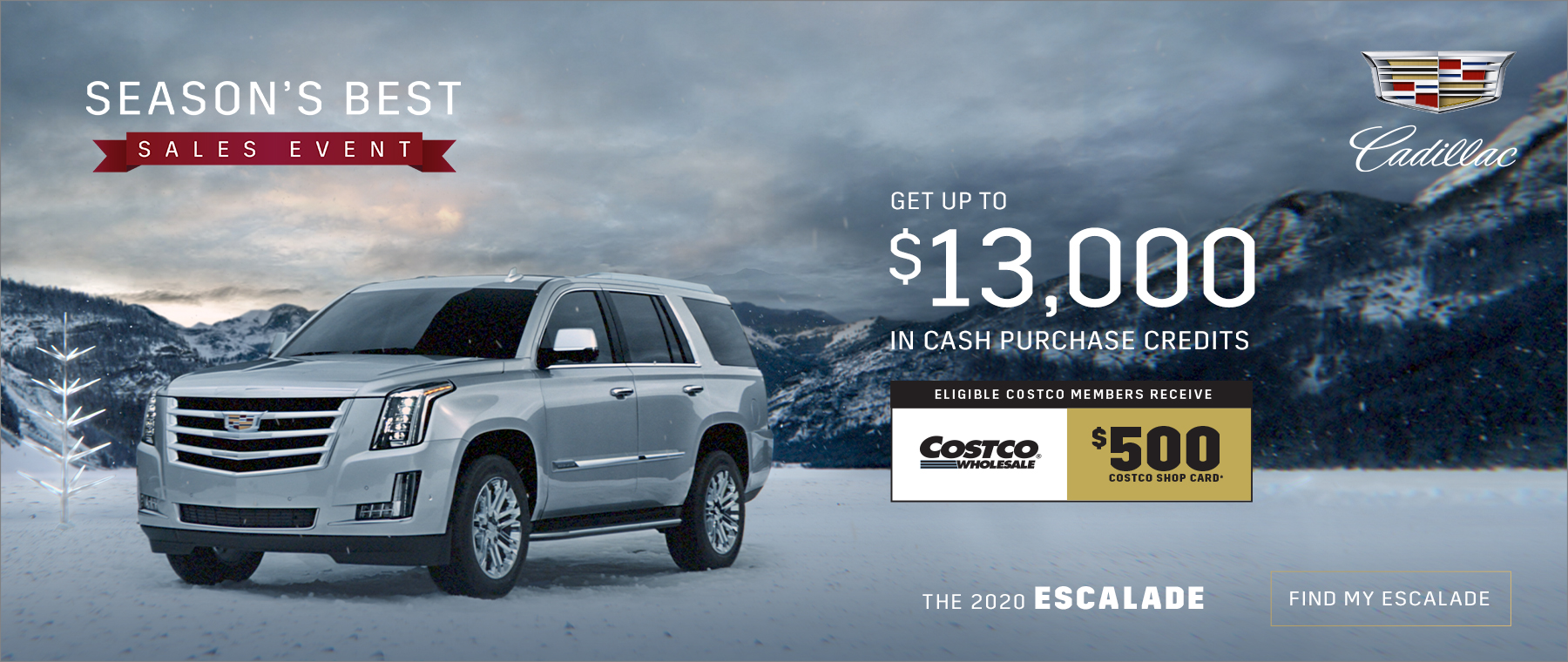2020 Escalade - Season's Best