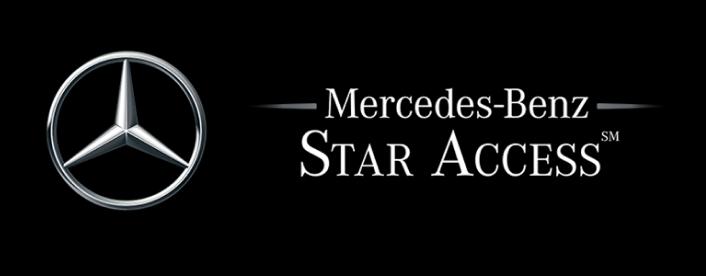 Mercedes-Benz Star Access Logo