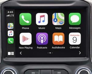WIRELESS Apple CarPlay® COMPATIBILITY